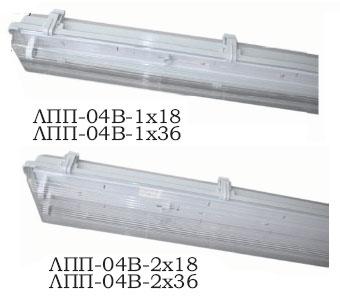 Административно-общественное освещение : ЛПП-04В